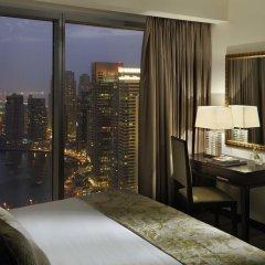 Отель Address Dubai Marina Стандартный номер с различными типами кроватей фото 4