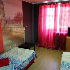 Хостел Ливадия на Заневском Номер с общей ванной комнатой с различными типами кроватей (общая ванная комната) фото 7