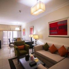 Mercure Dubai Barsha Heights Hotel Suites 4* Семейные апартаменты с различными типами кроватей фото 3