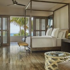 Отель Four Seasons Resort and Residence Anguilla 5* Вилла Beachfront с различными типами кроватей
