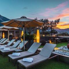 Art & Design Hotel Napura Терлано бассейн