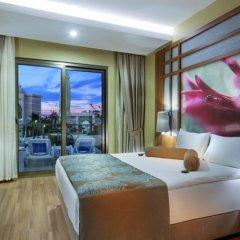 Отель Xafira Deluxe Resort & Spa All Inclusive комната для гостей