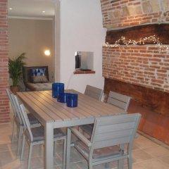 Отель Appartements Quai St Pierre Франция, Тулуза - отзывы, цены и фото номеров - забронировать отель Appartements Quai St Pierre онлайн балкон