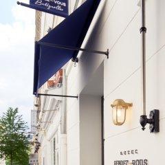Hotel Rendez-Vous Batignolles Париж вид на фасад фото 2
