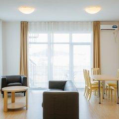 Апарт-отель Имеретинский Заповедный квартал Апартаменты с разными типами кроватей фото 9
