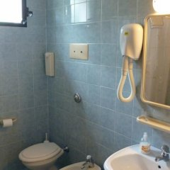 Отель Lanterna Италия, Абано-Терме - отзывы, цены и фото номеров - забронировать отель Lanterna онлайн ванная