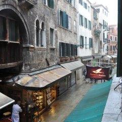 Отель Taverna San Lio Италия, Венеция - отзывы, цены и фото номеров - забронировать отель Taverna San Lio онлайн балкон