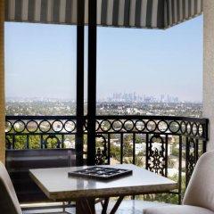 Отель London West Hollywood at Beverly Hills 5* Люкс London с двуспальной кроватью фото 11