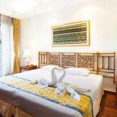 Отель Allamanda Laguna Phuket 4* Улучшенные апартаменты разные типы кроватей