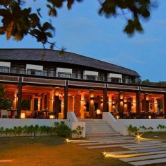 Отель Twin Lotus Resort and Spa - Adults Only вид на фасад фото 7