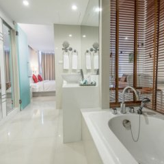 Andaman Beach Suites Hotel 4* Люкс повышенной комфортности разные типы кроватей фото 3