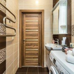 Апартаменты Central Park в центре Тюмени Улучшенные апартаменты с различными типами кроватей фото 17