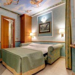 Hotel Amalfi 3* Стандартный семейный номер с различными типами кроватей