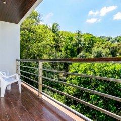Отель Bayshore Ocean View балкон