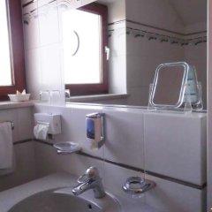 Hotel am Schlopark ванная фото 3