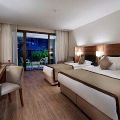 Отель Nirvana Lagoon Villas Suites & Spa 5* Стандартный номер с различными типами кроватей