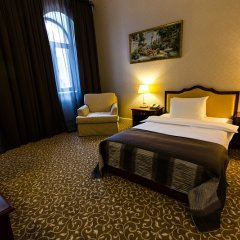 Гостиница Новомосковская комната для гостей
