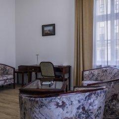 Мини-Отель СПбВергаз 3* Люкс с различными типами кроватей фото 4