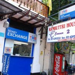 Отель Rambuttri House вид на фасад фото 2