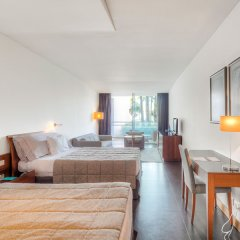 Отель Vidamar Resort Madeira - Half Board Only 5* Стандартный номер с различными типами кроватей фото 3
