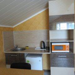 Гостевой дом Райский уголок Апартаменты с различными типами кроватей фото 10