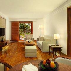 Nusa Dua Beach Hotel & Spa комната для гостей фото 12