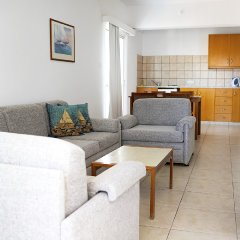 Sun Hall Beach Hotel Apts. in Larnaca, Cyprus from 70$, photos, reviews - zenhotels.com guestroom photo 6