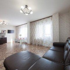 Апартаменты Эксклюзив Апартаменты с двуспальной кроватью фото 34