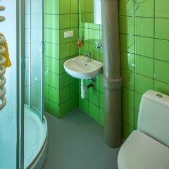 Гостиница Post House Hostel Украина, Львов - отзывы, цены и фото номеров - забронировать гостиницу Post House Hostel онлайн ванная