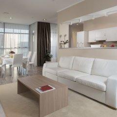 Adler Hotel&Spa 4* Президентские апартаменты с двуспальной кроватью фото 2