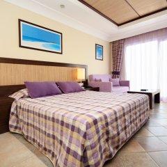 Отель Kadikale Resort – All Inclusive комната для гостей фото 3