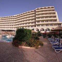 Отель Dessole Olympos Beach Resort-All Inclusive пляж фото 2
