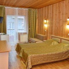 Гостиница Эдельвейс Улучшенный номер с различными типами кроватей