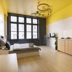 Отель Bike Up Aparthotel 3* Студия с различными типами кроватей фото 9