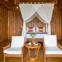 Отель Santhiya Koh Yao Yai Resort & Spa 5* Люкс с различными типами кроватей фото 2