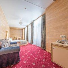 Гостиница Гранд Белорусская 4* Номер Делюкс разные типы кроватей фото 2