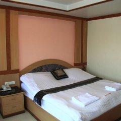 Отель Liberty Mansion комната для гостей
