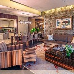 Отель Oakwood Premier Coex Center Южная Корея, Сеул - отзывы, цены и фото номеров - забронировать отель Oakwood Premier Coex Center онлайн интерьер отеля фото 2
