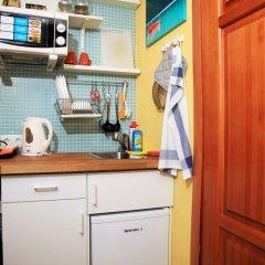 Апартаменты Берлога на Советской Стандартный номер с различными типами кроватей фото 10