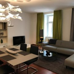 Отель My Wonderland Apartment Австрия, Зальцбург - отзывы, цены и фото номеров - забронировать отель My Wonderland Apartment онлайн комната для гостей фото 8