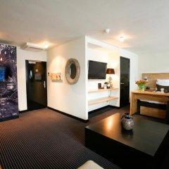 Отель Catalonia Vondel Amsterdam 4* Полулюкс с различными типами кроватей фото 3