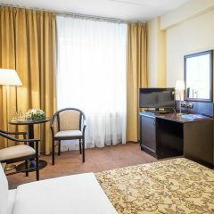 Гостиница Измайлово Бета 3* Стандартный номер с различными типами кроватей фото 6