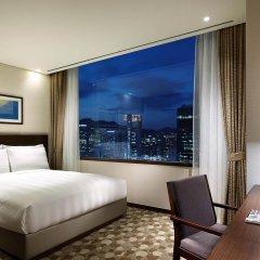 Lotte City Hotel Myeongdong 4* Стандартный номер с различными типами кроватей
