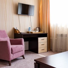Гостиница Сибирский Сафари Клуб 4* Номер Комфорт с различными типами кроватей фото 4