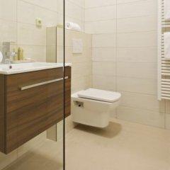 Отель Alveo Suites Чехия, Прага - отзывы, цены и фото номеров - забронировать отель Alveo Suites онлайн ванная