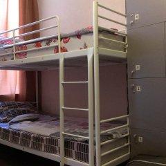 Fresh Hostel Sukharevskaya сейф в номере