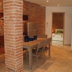 Отель Appartements Quai St Pierre Франция, Тулуза - отзывы, цены и фото номеров - забронировать отель Appartements Quai St Pierre онлайн в номере фото 4