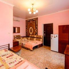 Гостиница «Агат» комната для гостей фото 5