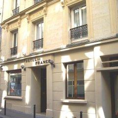 Hotel de France вид на фасад фото 3