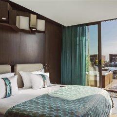 Отель Maxx Royal Kemer Resort - All Inclusive 5* Люкс-дуплекс с тремя спальнями Maxx laguna с различными типами кроватей фото 6